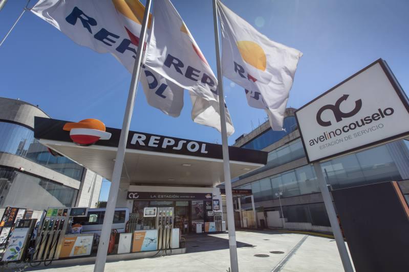 Estación Repsol Couselo
