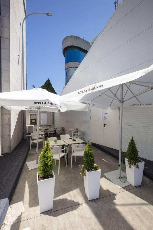 Exterior Gastro & Bar Avelino Couselo